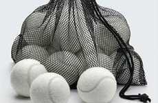 White Tennis Balls