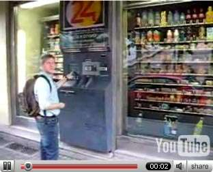 Massive Vending Machine