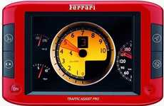 Ferrari-Branded Traffic Assist Pro
