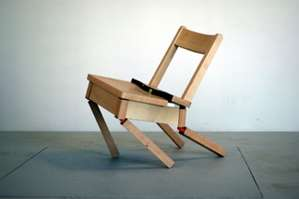 Robotic Chair - Breaks and Puts Itself Back Together