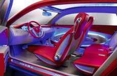 Glass Roofed Neeza Concept Car