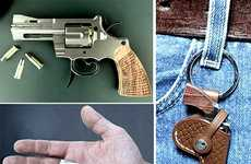 Swiss Mini Gun - World's Smallest Functional Revolver