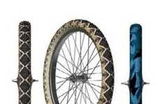 Reflective Bike Tires