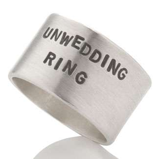 Unwedding Rings - Stop Asking the Question!