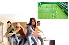 Multi-Player Wii Tennis