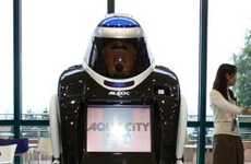 Robot Security System