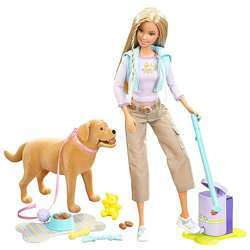 Barbie Doll Comes With Plastic Poop