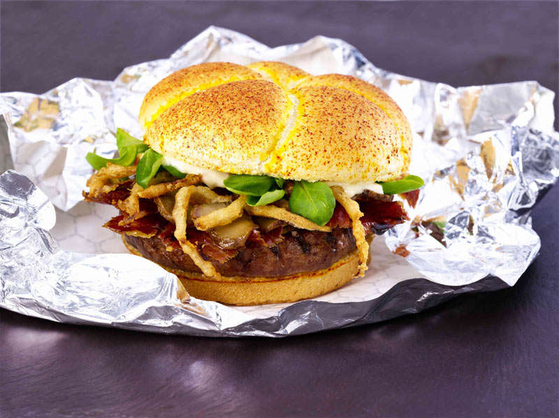 £95 Fast Food Burgers (Part 2)
