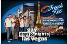 Las Vegas Targets Gay Community - Paris Las Vegas: Gay Days & Nights
