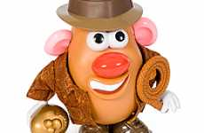 Childhood Toys Evolved - Tater of the Lost Ark is the New Mr. Potato Head