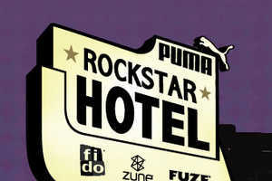 PUMA Rockstar Hotel and the Much Music Video Awards (REVIEW)