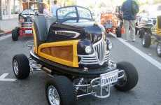 Bumper Cars - Kawasaki-Powered and Street Legal