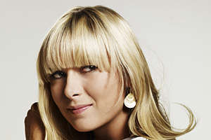 Maria Sharapova for Sony Ericsson