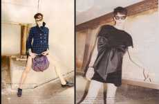 Cross-Dressing Fashion Ads