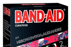 Artsy Band-Aids
