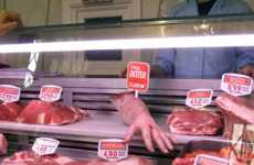 Human Arms in Butcher Shops - Dexter Guerrilla Campaign II