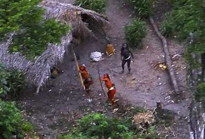 Viral Hoaxes - Lost Brazilian Tribe Not Real