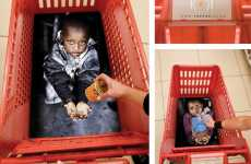 Hungry Kids in Your Shopping Cart