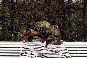 Desiree Palmen's Camouflage Art