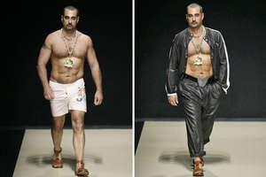 Vivienne Westwood Controversial Milan Menswear Runway
