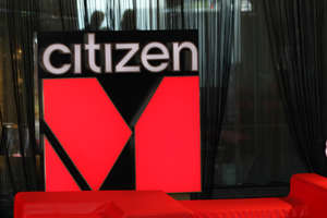 Citizen M Amsterdam Airport Schiphol