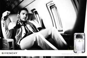 Justin Timberlake in Play by Givenchy Fragrance Ads