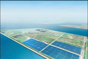 Sakai City Waterfront Mega Solar Power Generation Plan