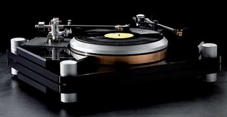 $56,000 Turntables - The Jubilee by Thorens