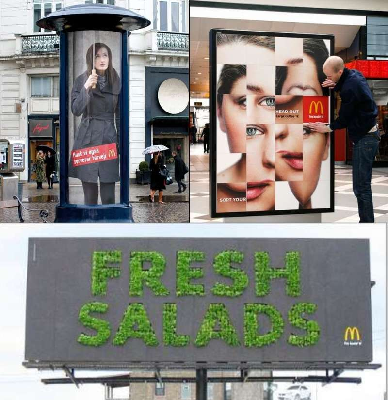 25 Awesome McDonald's Ads