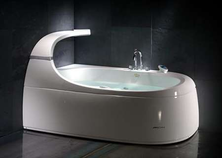 9 High-Tech Luxury Bathtubs