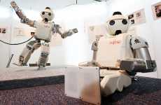 10 Lovable Robots