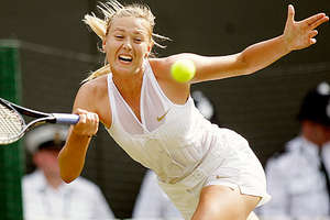 Maria Sharapova's Outfit Instigated Opponent, Led to Defeat