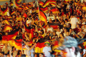 Best Photos of Euro 2008, Spain vs Germany Finale