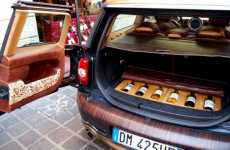 Wine Cellars On Wheels