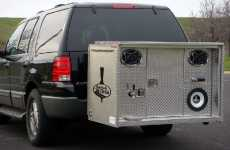 Super Kegs for Tailgates - The Party-A-Cargo