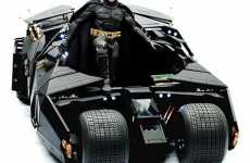 Batman-Themed Toys - The Dark Knight Action Figures