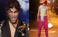 Drag Queen Fashion Shows - John Galliano Men's Spring/Summer Show