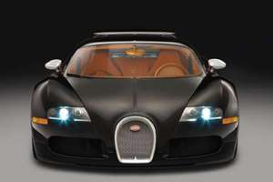 Bugatti Veyron Sang Noir Black Blood Edition