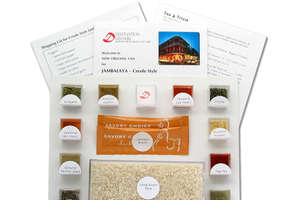 Destination Dinners Recipe Kits