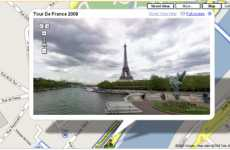 Google Street View of Tour de France - Virtual Cycling Tours