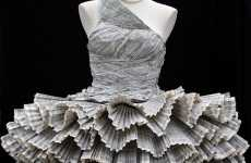 The Paper Dress by Jolis Paons