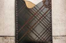 Leather Pocket Wallets - Makr Wallets