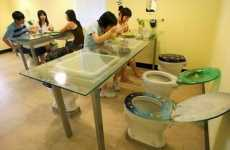 Toilet-Themed Restaurants (Update) - Now in China, Expanding Globally