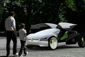 3 Futuristic Volkswagen Concepts