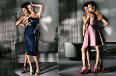 Fake Lesbian Fashion Ads - Versace Fall-Winter '08 Campaign