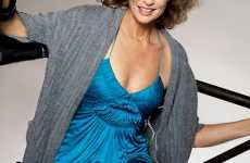 Lauren Hutton, 65, for Mango