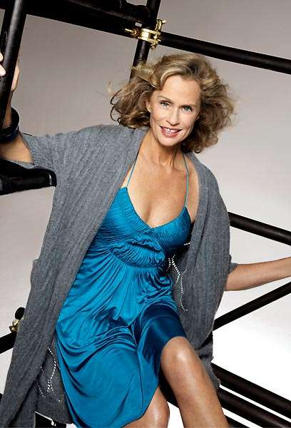 Seniors in Fashion Ads - Lauren Hutton, 65, for Mango