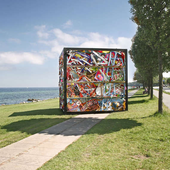 Compressed Park Installations