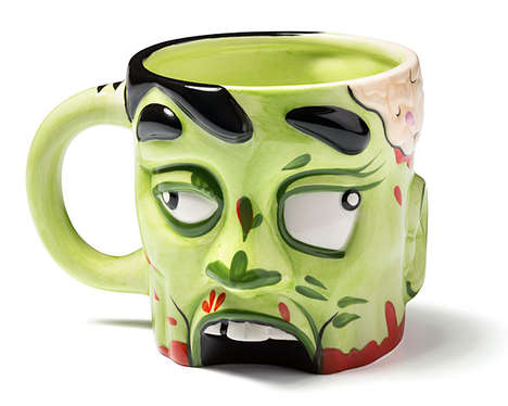 Zombified Kitchenware