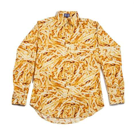 French Fries Shirt by Two One Two